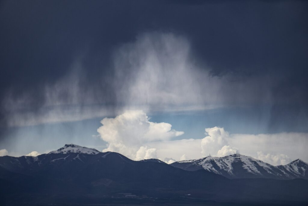 Salt Lake City paragliding weather