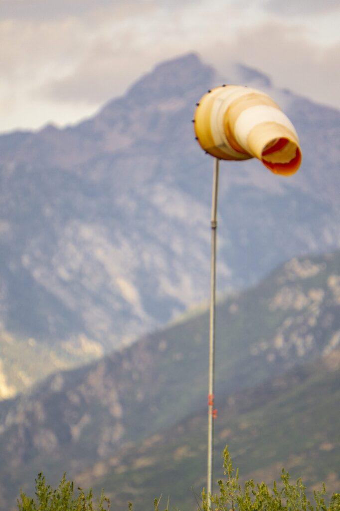Utah Paragliding weather