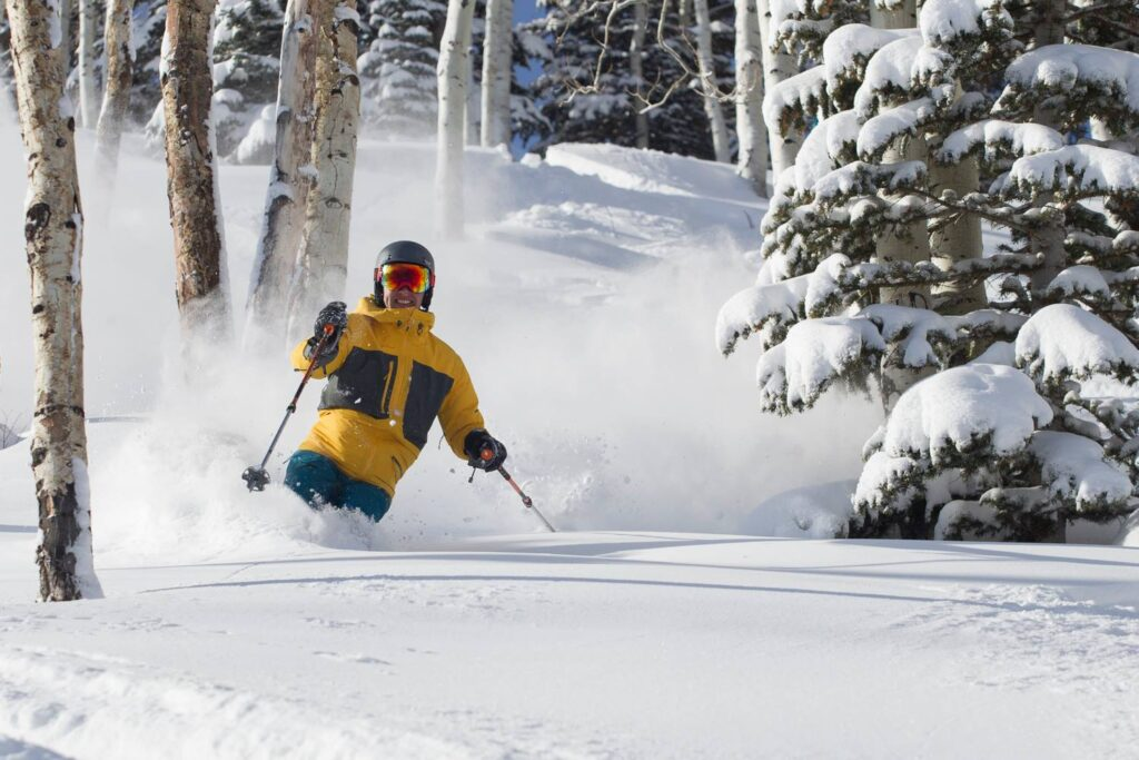 Park City Ski Modeling 3