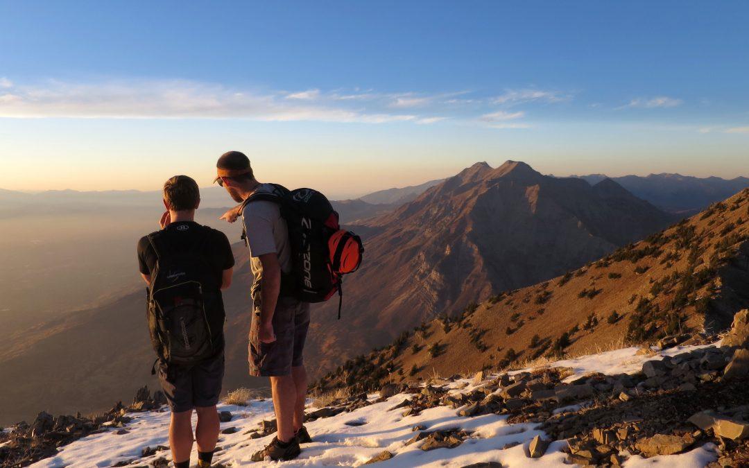 Paragliding mentorship