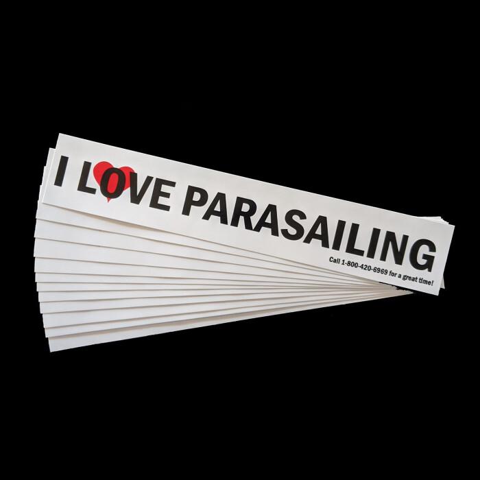 I Love Parasailing Product Image