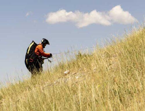 Paragliding Preflight Check