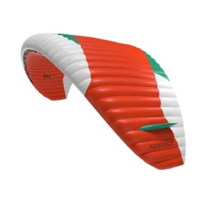 ADVANCE PI 3 Paraglider Red