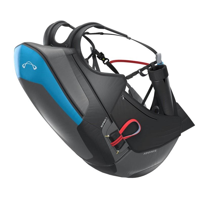 Advance Bi-Pro 3 Tandem Pilot Harness